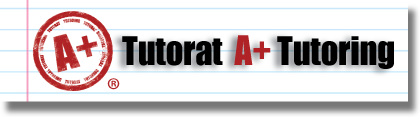 Tutorat A+ Tutoring – Online Courses and Private Tutoring